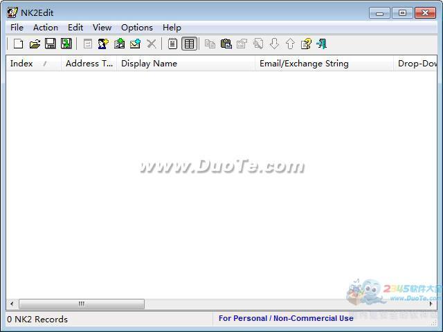 NK2Edit (Outlook邮件地址提示工具)下载