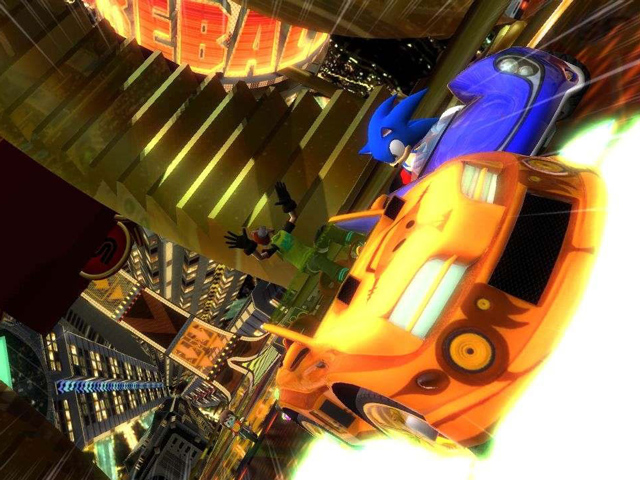 索尼克与世嘉全明星赛车下载