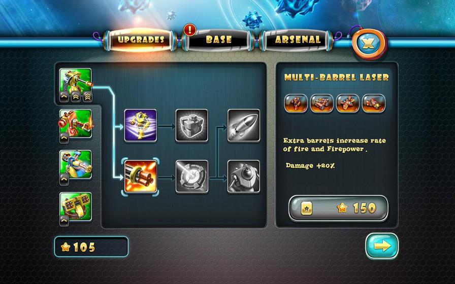 玩具塔防4:星海战争下载