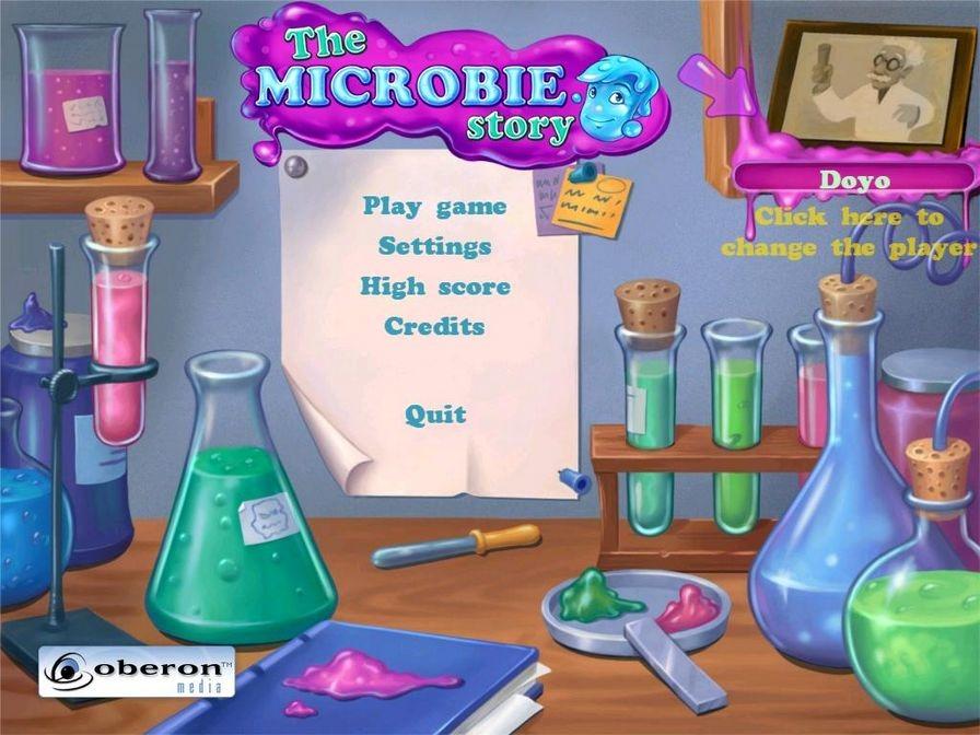 微生物故事下载