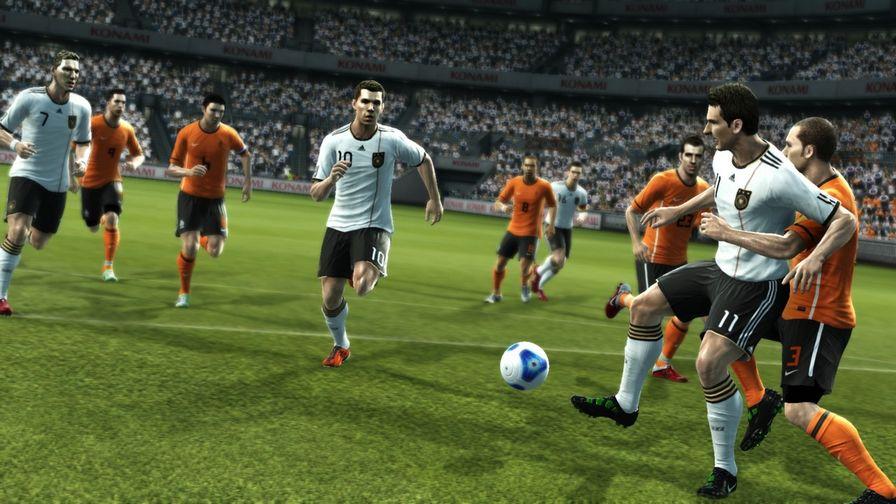 实况足球2012下载
