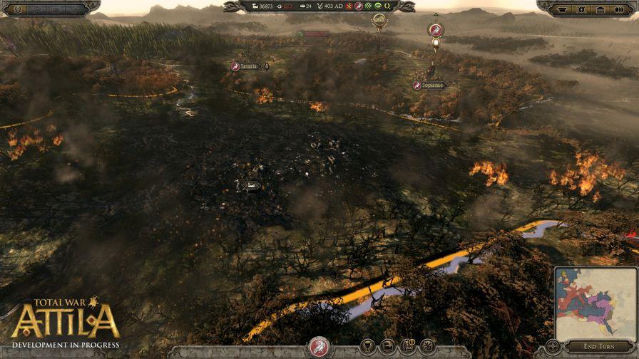 阿提拉:全面战争下载