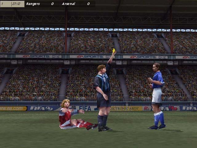 FIFA 99下载