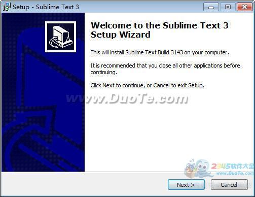 高级文本编辑器(Sublime Text)下载