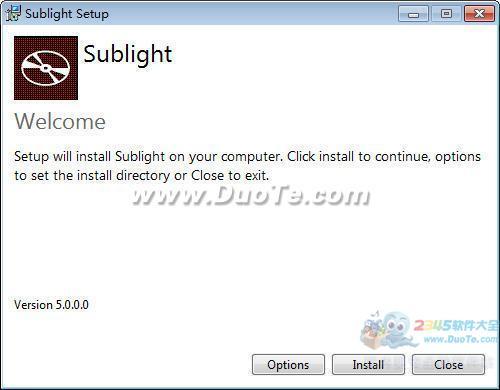 Sublight下载