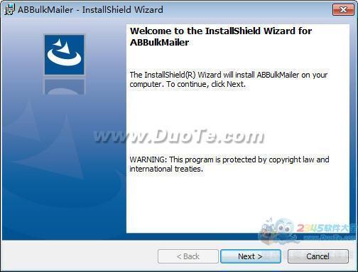 AB Bulk Mailer(邮件群发工具)下载