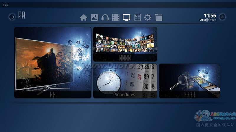 MediaPortal 2(多功能媒体管理中心)下载