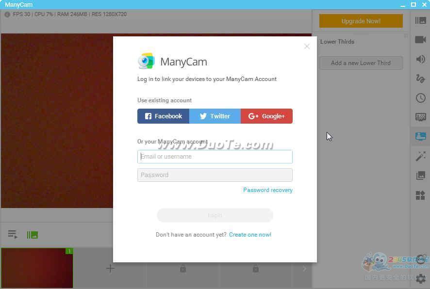 ManyCam(乐趣摄像头)下载