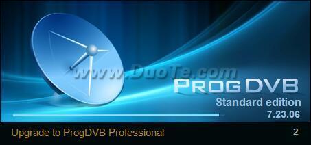 ProgDVB卫星电视下载