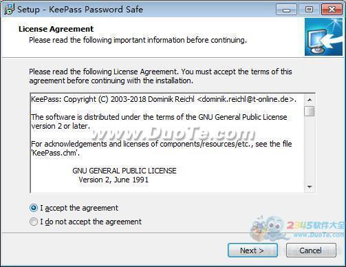 KeePass Password Safe (安全管理密码)下载