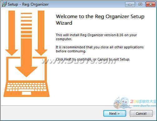 Reg Organizer下载