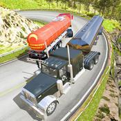 越野货油油轮3D