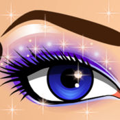 Prom Night Eye Makeover for girls free games