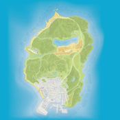 Interactive Map for GTA 5