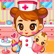 Baby Hospital Nurse