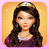Dress Up Princess Selena