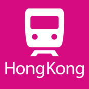 香港铁路图