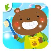 宝宝学刷牙-幼儿生活睡前好习惯培养免费儿童早教游戏