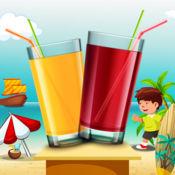 天然鲜榨果汁游戏