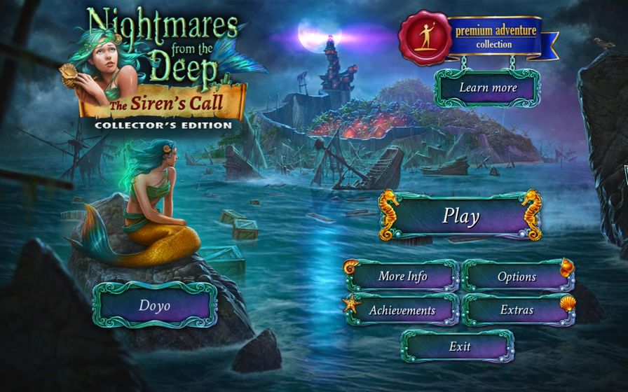 深海噩梦2:海妖的呼�