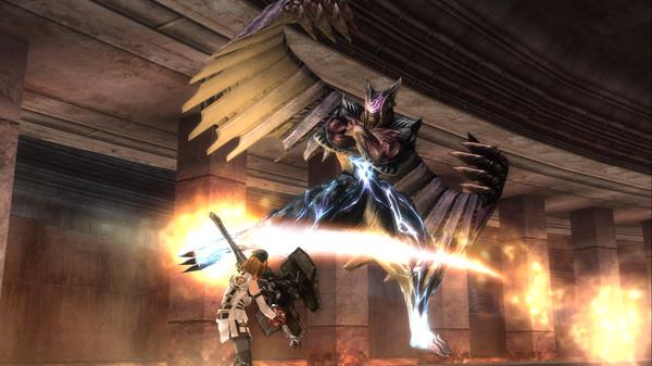 噬神者2:狂怒爆裂