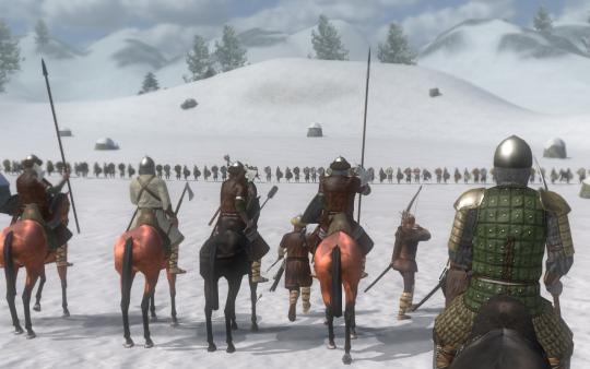 骑马与砍杀:战团