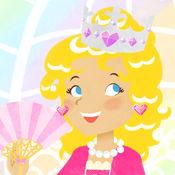 免费的公主时装秀