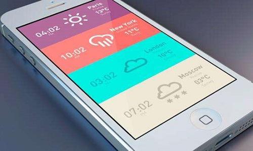 天气预报app软件合辑
