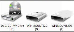 WinMount:全新理念实现瞬时解压