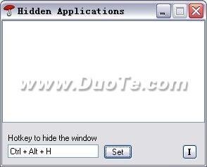 腾出任务栏空间 把不用的程序藏起来