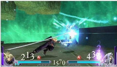 《最终幻想-纷争》人物攻略:克劳德