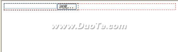 Dreamweaver插入文件域