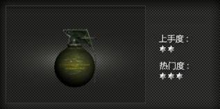 《穿越火线》投掷武器介绍