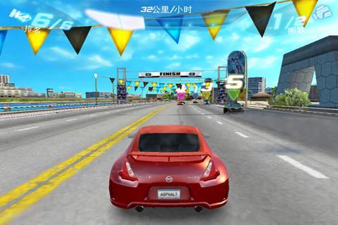 《都市赛车6:火线追击》测评攻略