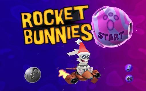 《火箭兔子》攻略