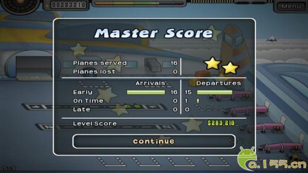 《疯狂机场2》HD版攻略