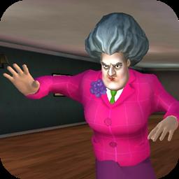 恐怖女老师