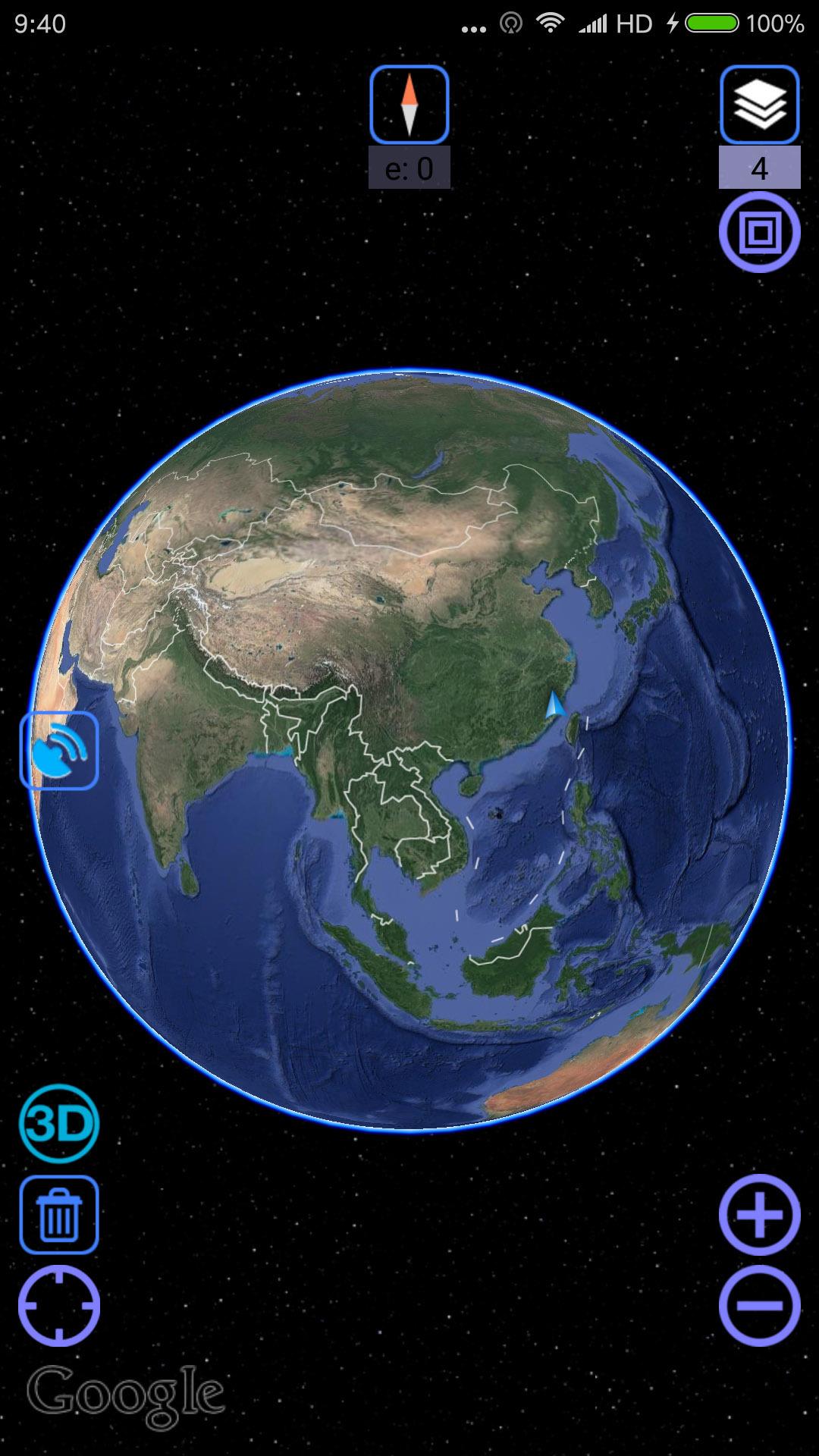 奥维互动地图软件截图0