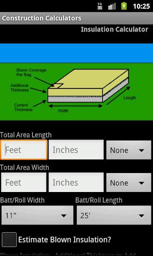 建筑计算器 Handy Construction Calculators软件截图2
