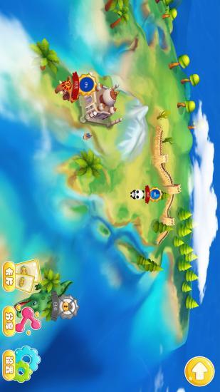 魔法涂涂看世界之航海历险记软件截图1