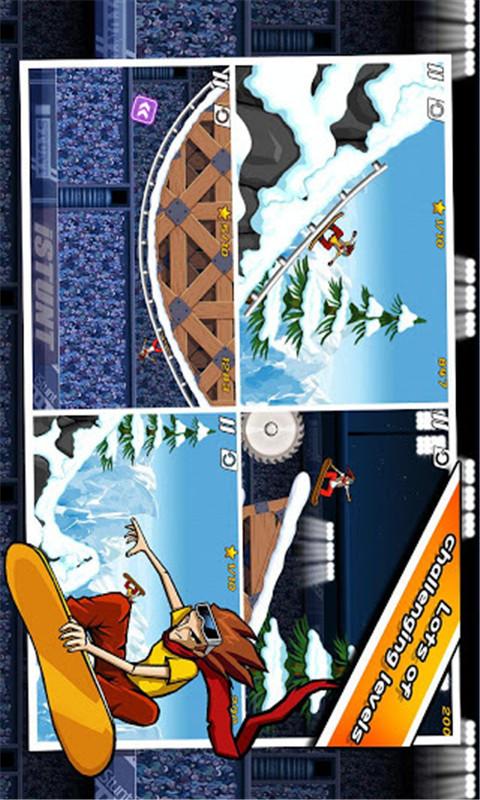 滑雪小子2软件截图3