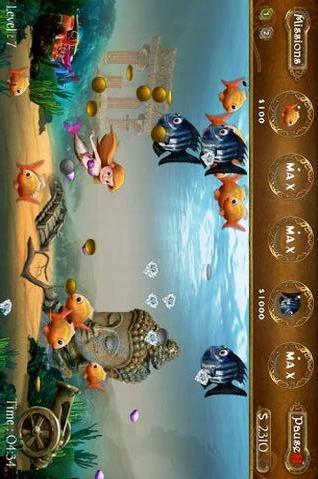 养鱼游戏 精简版软件截图0