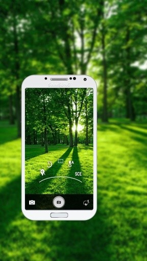 Camera for Android软件截图2