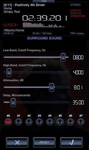 中子播放器(Neutron Music Player)软件截图0