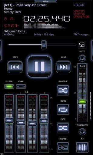 中子播放器(Neutron Music Player)软件截图2