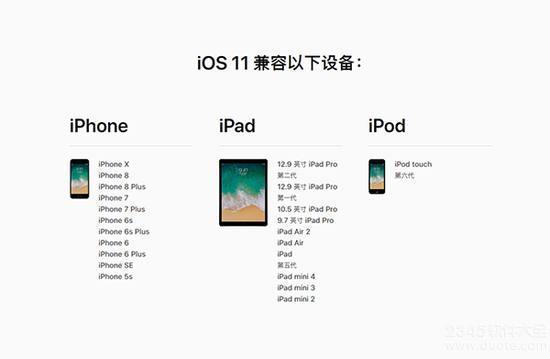 ios11怎么更新?iPhone5s/6s/7升级到ios11正式版的攻略教程