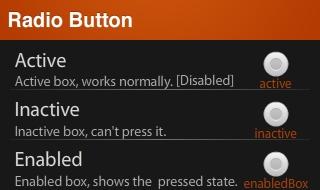 Flash从零开始学习创建单选按钮
