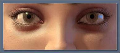3Ds Max绝妙的眼睫毛制作方法