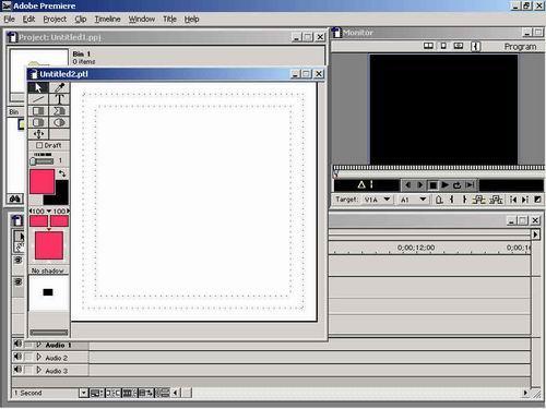 Premiere使用技巧之绘制线条和图像