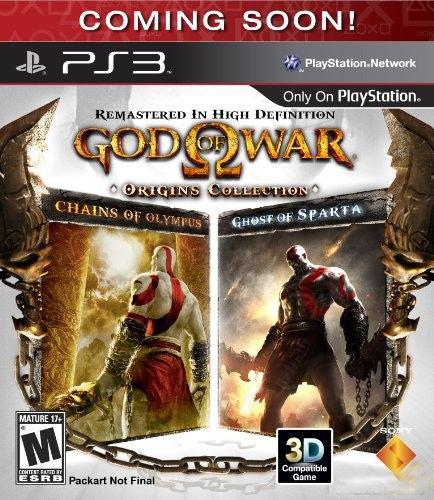 《战神:起源》将于今年9月13日登陆PS3 售价59.99美元